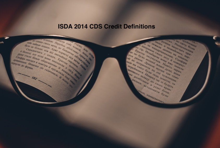 ISDA 2014 CDS Credit Definitions